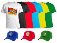 t-shirts and caps, մայկաներ